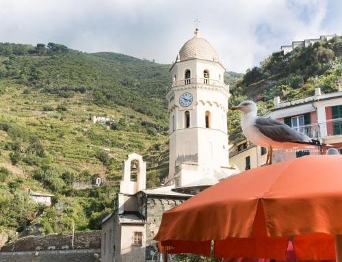 Trekking: Monterosso – Vernazza